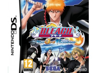 NINTENDO DS BLEACH THE 3RD PHANTOM