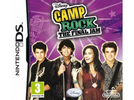 NINTENDO DS DISNEY CAMP ROCK THE FINAL JAM