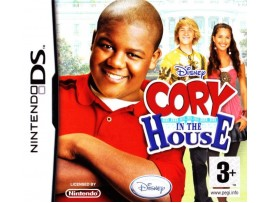 NINTENDO DS DISNEY CORY IN THE HOUSE