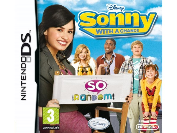 NINTENDO DS DISNEY SONNY WITH A CHANCE