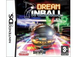NINTENDO DS DREAM PINBALL 3D