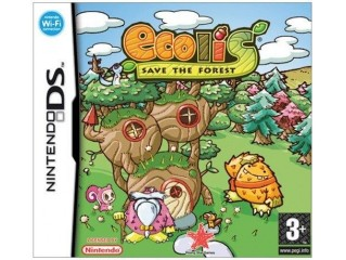NINTENDO DS ECOLIS SAVE THE FOREST