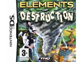 NINTENDO DS ELEMENTS OF DESTRUCTION
