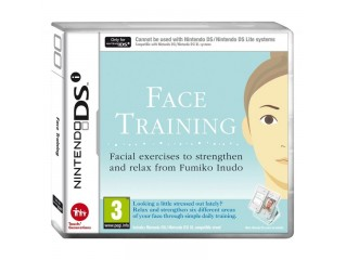 NINTENDO DS FACE TRAINING