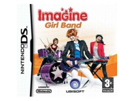 NINTENDO DS IMAGINE GIRL BAND