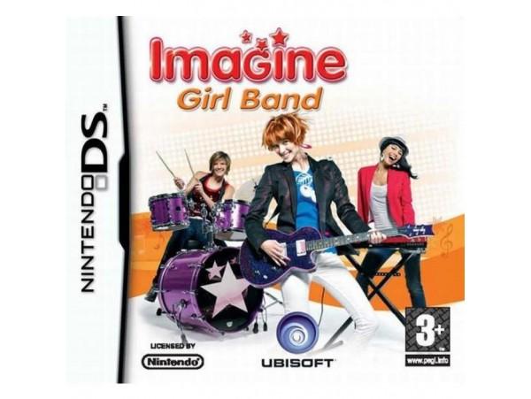 NINTENDO DS IMAGINE GIRL BAND