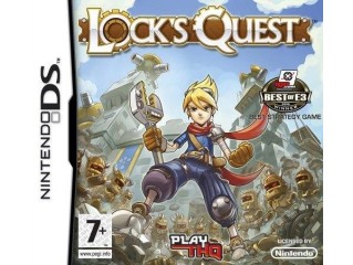 NINTENDO DS LOCKS QUEST