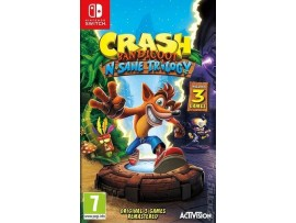 NINTENDO SWITCH CRASH BANDICOOT TRILOGY