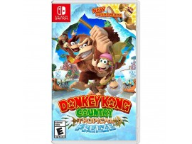 NINTENDO SWITCH DONKEY KONG COUNTRY TROPICAL FREEZE CDMEDIA TR