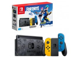 NINTENDO SWITCH FORTNITE EDITION KONSOL