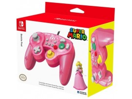 NINTENDO SWITCH HORI PRINCESS PEACH BATTLE USB PAD CONTROLLER