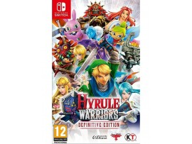 NINTENDO SWITCH HYRULE WARRIORS DEFINITVE EDITION