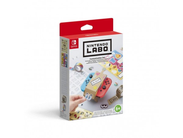 NINTENDO SWITCH LABO CUSTOMISATION SET