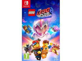 NINTENDO SWITCH LEGO MOVIE VIDEOGAME