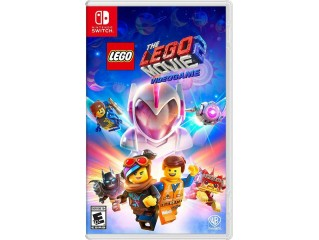 NINTENDO SWITCH LEGO MOVIE 2 VIDEOGAME