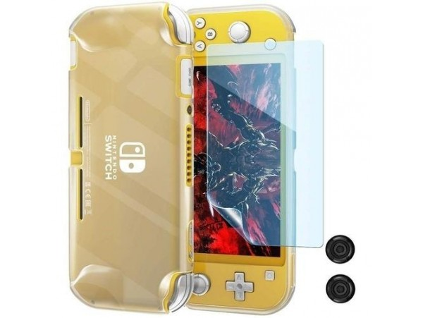 NINTENDO SWITCH LITE OIVO 3IN1 CRYSTAL COVER KIT