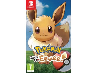 NINTENDO SWITCH POKEMON LETS GO EEVEE CDMEDIA TR