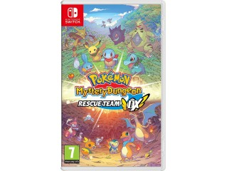 NINTENDO SWITCH POKEMON MYSTERY DUNGEON RESCUE TEAM DX