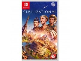 NINTENDO SWITCH SID MELERS CIVILIZATION VI