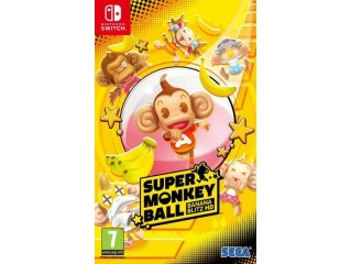 NINTENDO SWITCH SUPER MONKEY BALL BANANA BLITZ HD