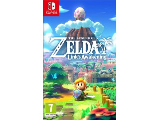 NINTENDO SWITCH ZELDA LINKS AWAKENING