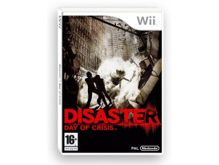 NINTENDO WII DISASTER DAY OF CRISIS