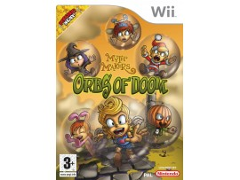 NINTENDO WII MYTH MAKERS ORBS OF DOOM