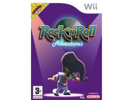 NINTENDO WII ROCK N ROLL ADVENTURES