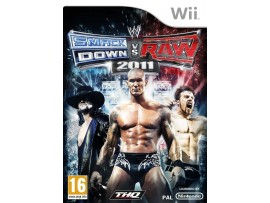 NINTENDO WII SMACKDOWN VS RAW 2011