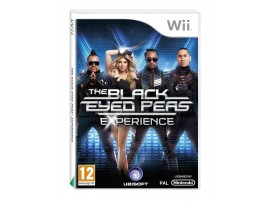 NINTENDO WII THE BLACK EYED PEAS EXPERIENCE