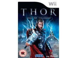 NINTENDO WII THOR GOD OF THUNDER