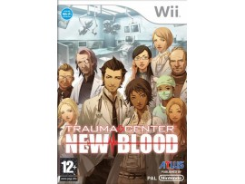 NINTENDO WII TRAUMA CENTER NEW BLOOD