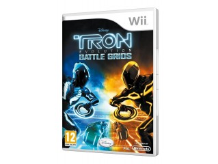NINTENDO WII TRON EVOLUTION BATTLE GRIDS