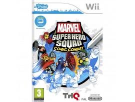 NINTENDO WII UDRAW MARVEL SUPER HERO SQUAD - UDRAW WII GEREKIR!!!