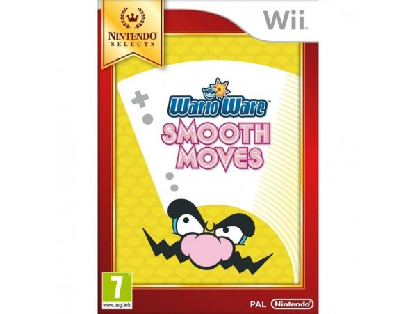 NINTENDO WII WARIOWARE SMOOTH MOVES
