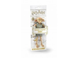 NOBLE COLLECTION HARRY POTTER BENDABLE POSEABLE DOBBY FIGURU 16CM