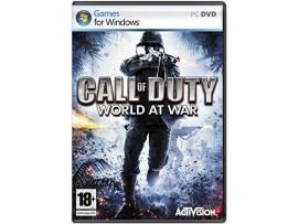 PC CALL OF DUTY WORLD AT WAR