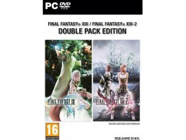PC FINAL FANTASY XIII - XIII-2 DOUBLE PACK EDITION