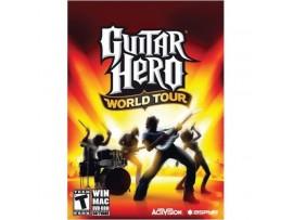 PC GUITAR HERO WORLD TOUR TEK OYUN