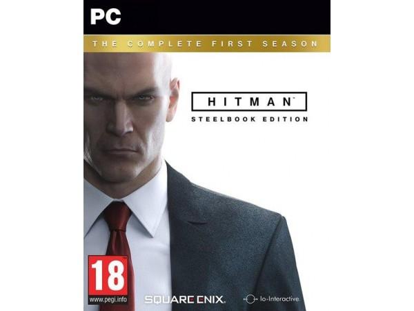 PC HITMAN COMPLETE SEASON STEELBOOK EDITION