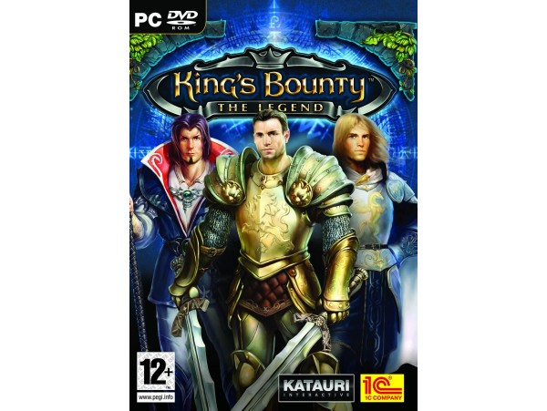 PC KINGS BOUNTY THE LEGEND