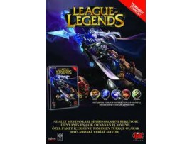 PC LEAGUE OF LEGENDS
