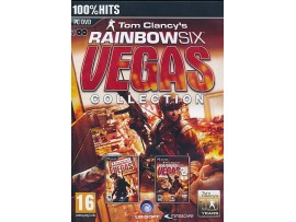 PC RAINBOWSIX VEGAS COLLECTION 2 OYUNLU SET