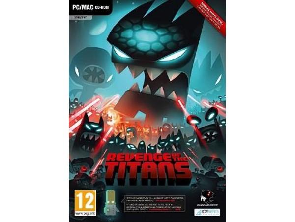 PC REVENGE OF THE TITANS