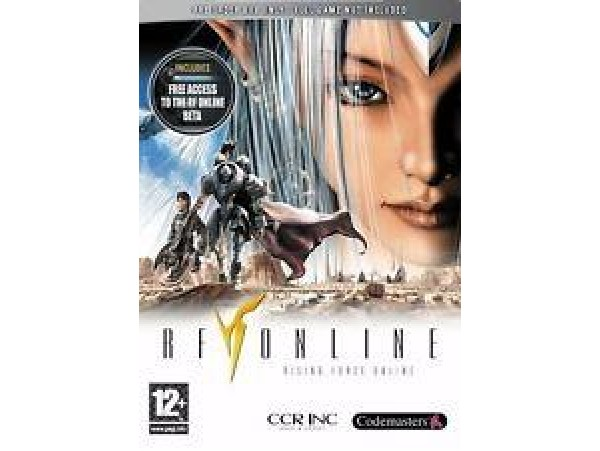 PC RF ONLINE RISING FORCE ONLINE