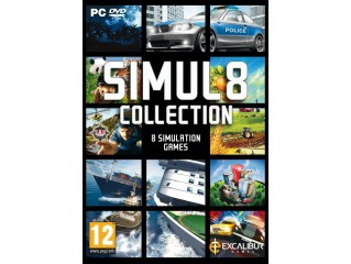 PC SIMUL 8 COLLECTION