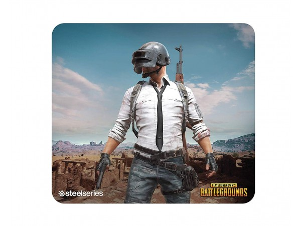 PC STEELSERIES QCK+ PUBG MIRAMAR EDITION LARGE MOUSE PAD