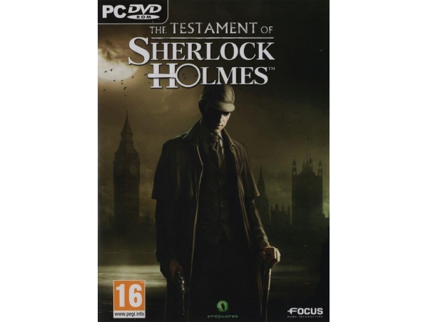 PC THE TESTAMENT OF SHERLOCK HOLMES