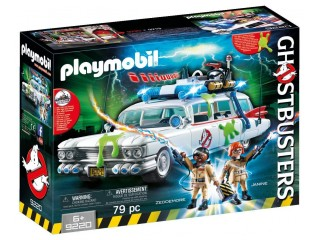 Playmobil Ghostbusters Ecto-1 (9220) 79 Parca