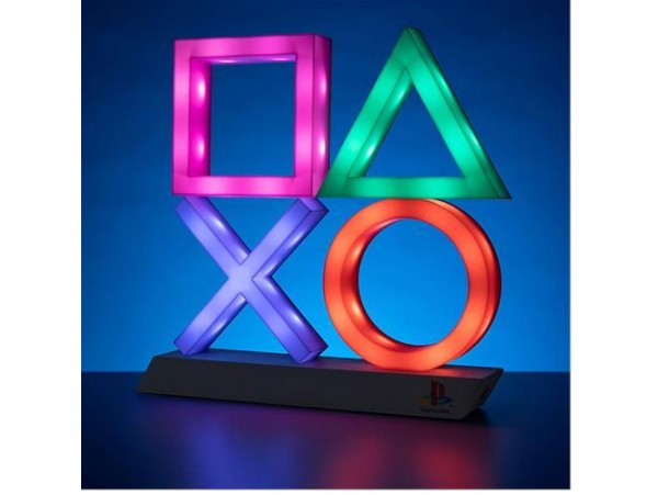 PLAYSTATION LISANSLI ICON LIGHT XL LAMBA